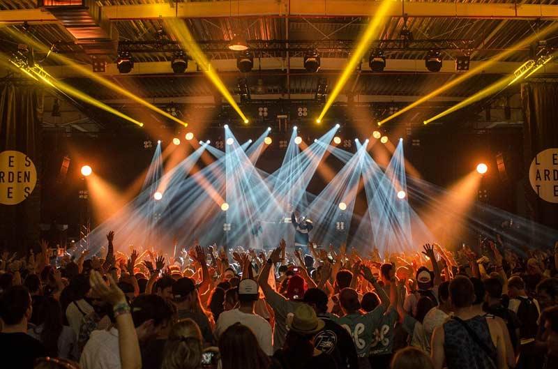 Tanzband zum Stadtfest, Volksfest und Open-Air