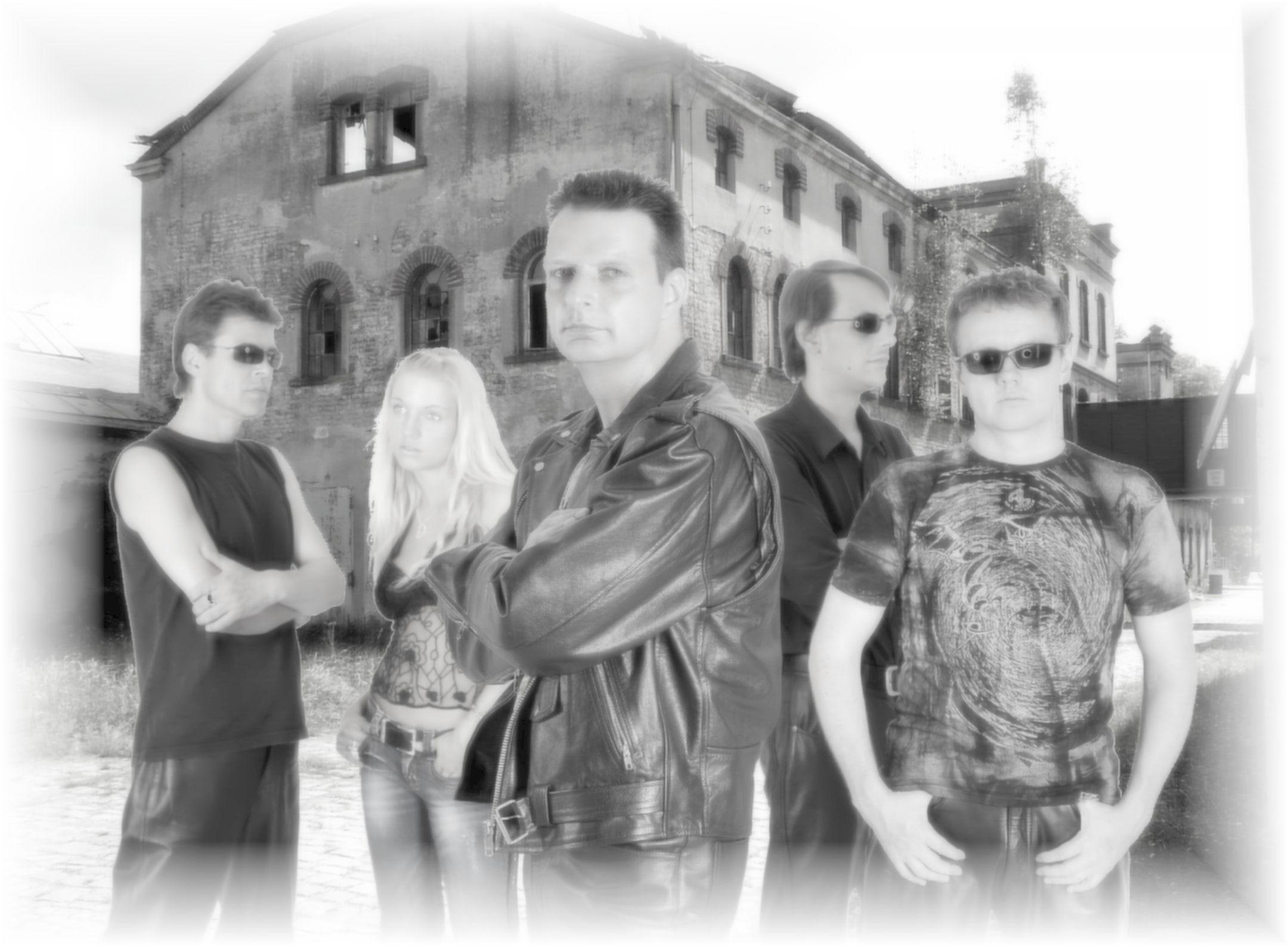 Depeche Mode Coverband - 5 Musiker