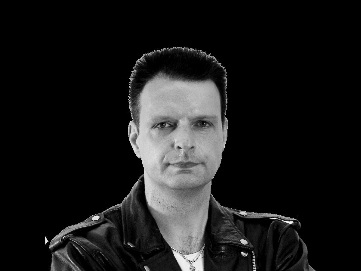 Depeche Mode Coverband - Der S?nger Jonny