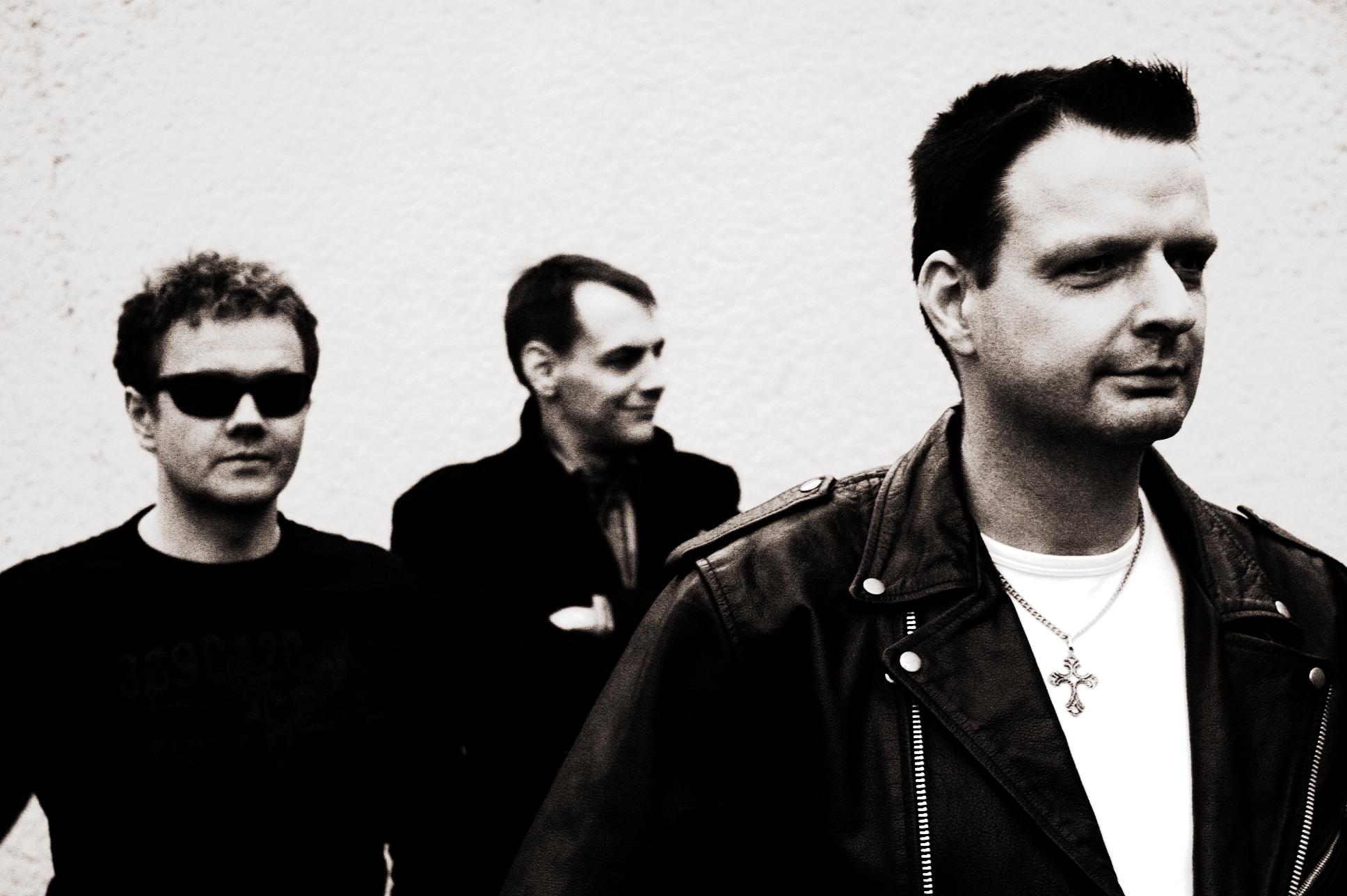 Pressefoto Depeche Mode Coverband - kleine Besetzung