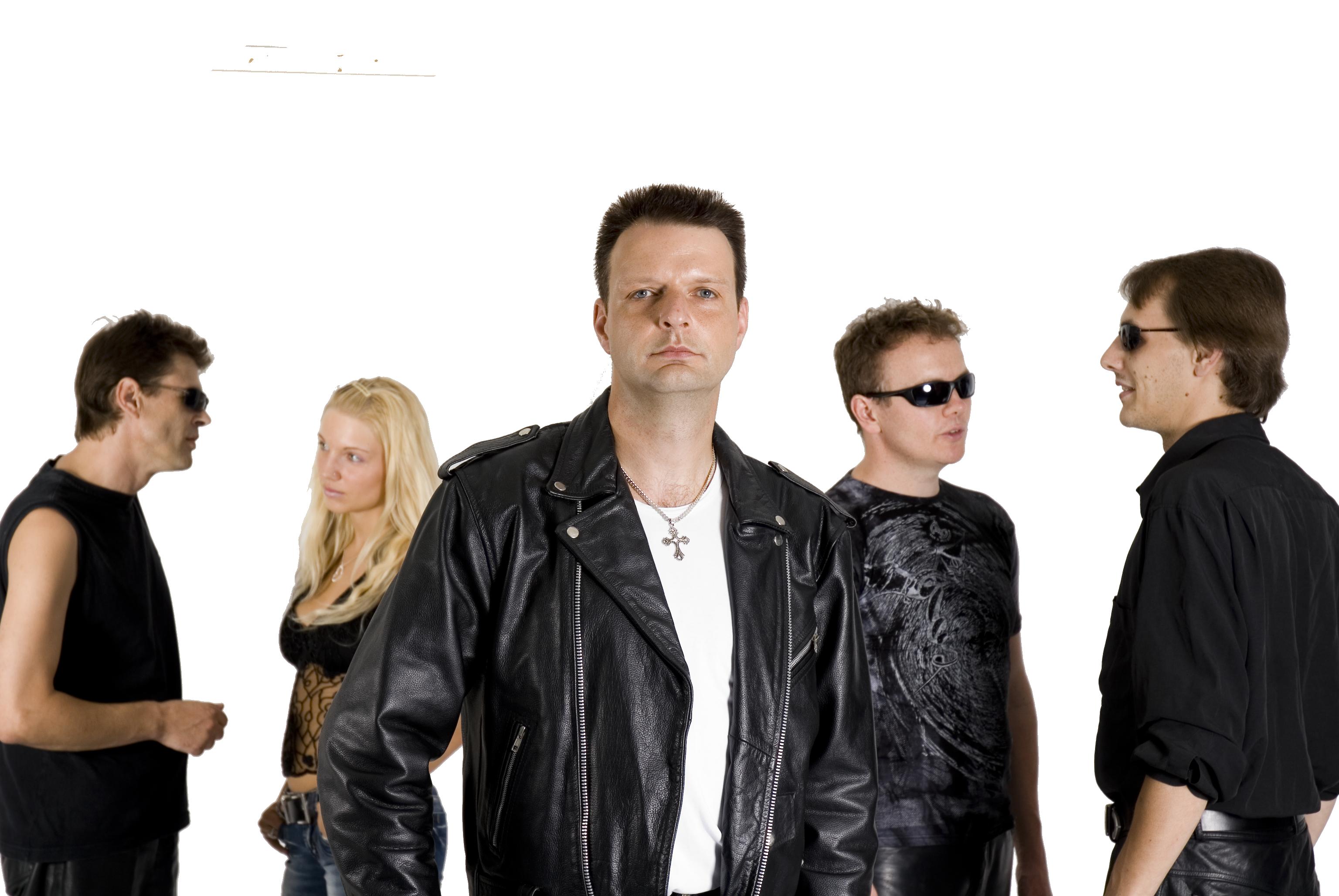 Depeche Road - freigestellt